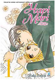 Jual Komik Hapi Mari / Happy Marriage 1-10 Tamat (Enjouji ...